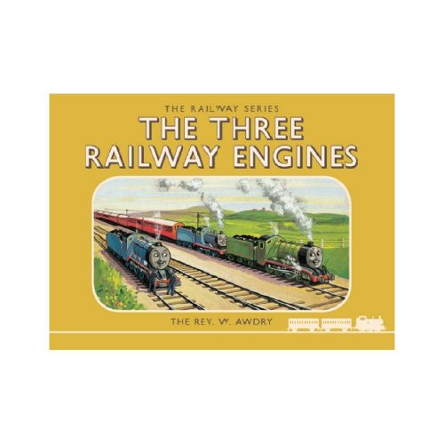 【英語のえほん】The Railway Series Number 1: The Three Railway Engines  TO