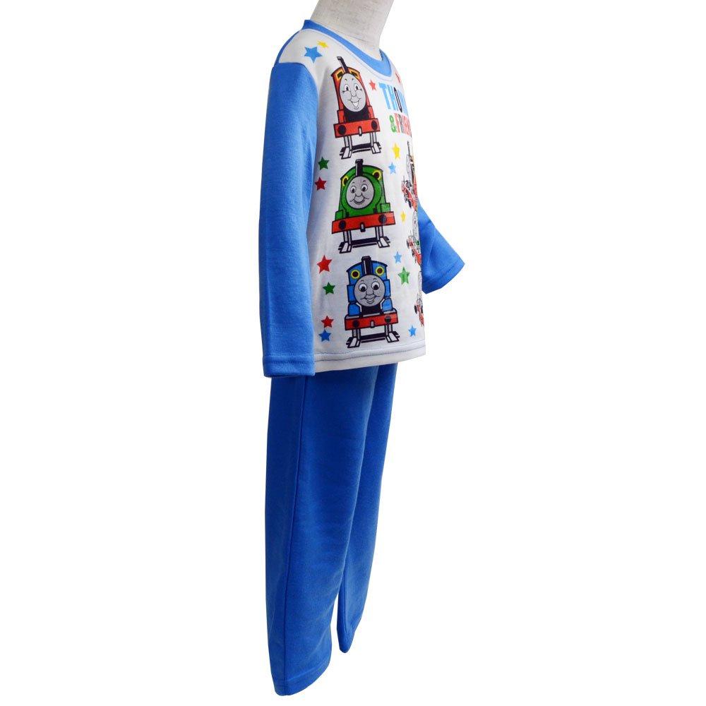 ピングー ダンボール長袖蓄光パジャマ(100)ブルー 933TM102113 TO