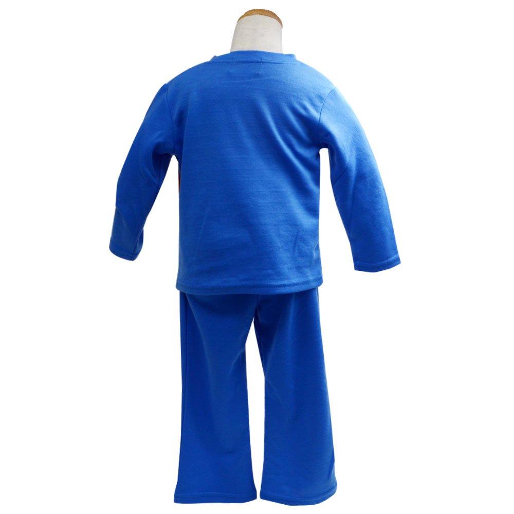 ピングー ダンボール長袖蓄光パジャマ(110)ブルー 933TM102113 TO