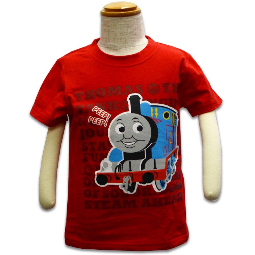 ピングー Tシャツ(レッド)100 042TM0011 TO