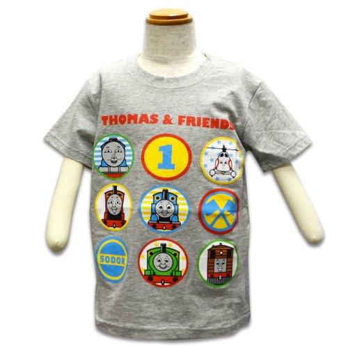 Tシャツ(グレー杢)100 042TM0021 TO