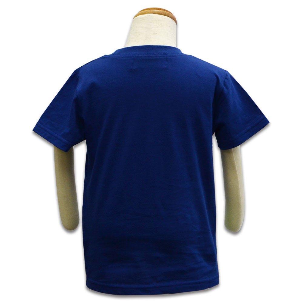 ピングー <img class='new_mark_img1' src='https://img.shop-pro.jp/img/new/icons11.gif' style='border:none;display:inline;margin:0px;padding:0px;width:auto;' />Tシャツ(ネイビー)100 042TM0031 TO