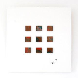 アートガラスパネル「UNTITLED」