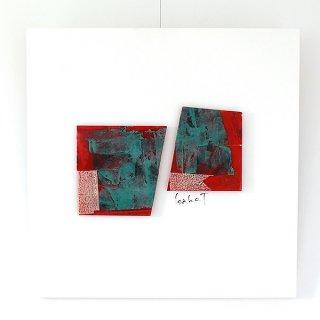 アートガラスパネル「Two Windows」