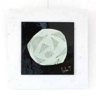 アートガラスパネル「interesting」