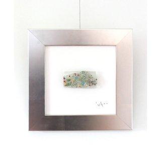 アートガラスパネル「光」