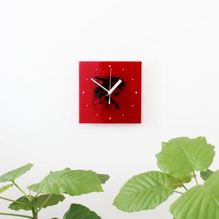 ガラスアート時計「太陽の道」