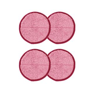 交換用モップパッド ピンク2セット