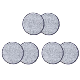 【公式限定】交換用モップパッド3セット(グレー)