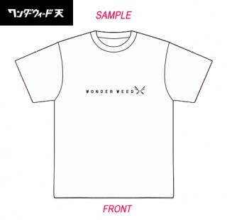 【ワンウィ天】オフィシャルTシャツ 2020(本体白)(サイン無し)
