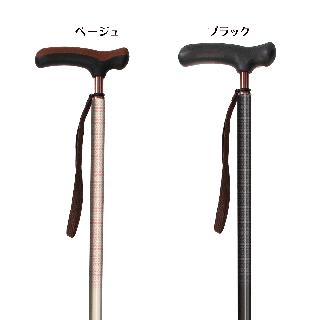 【衝撃吸収杖】楽ラクくっしょん杖(日本製)