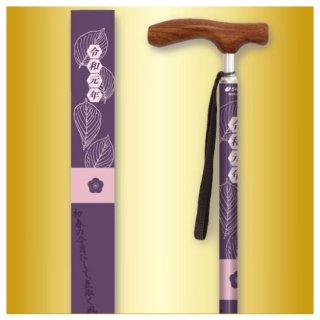 【改元記念 伸縮杖】カイノス令和元年(日本製)