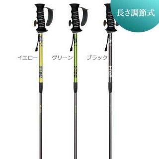 長さ調節式スキーポール「フリーSV-LT」