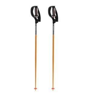 高力アルミモデル 競技用スキーポール 「SL-18ボーグ付」(日本製)