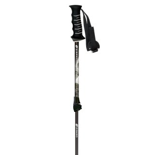 長さ調節式スキーポール「フリーFAST ホワイトイーグル」