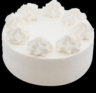 豆乳・米粉のデコレーションケーキ