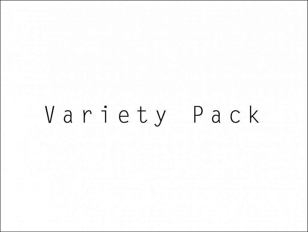 Variety Pack / Hazy IPA x 2本, Saison x 2本, Single Hop Pale Ale x2  6缶パック