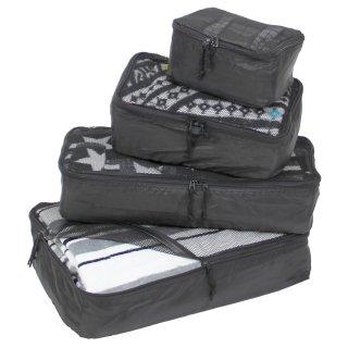 アレンジケース 4点セット VAXPOT(バックスポット) アレンジケース VA-1907【大型 スーツケース の 整理整頓 に】【スーツケース 収納ケース トラベル ポーチ 旅行用品 海外旅行】