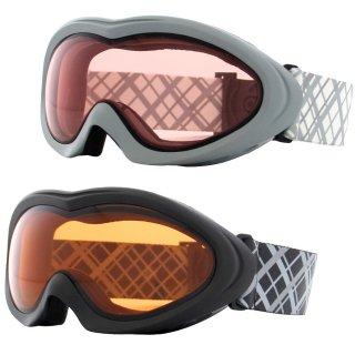 スノーボード スキー ゴーグル レディース メンズ VAXPOT(バックスポット) スキーゴーグル スノーボードゴーグル VA-3607【ゴーグル ダブル 球面 曇り止め UVカット スノボ】