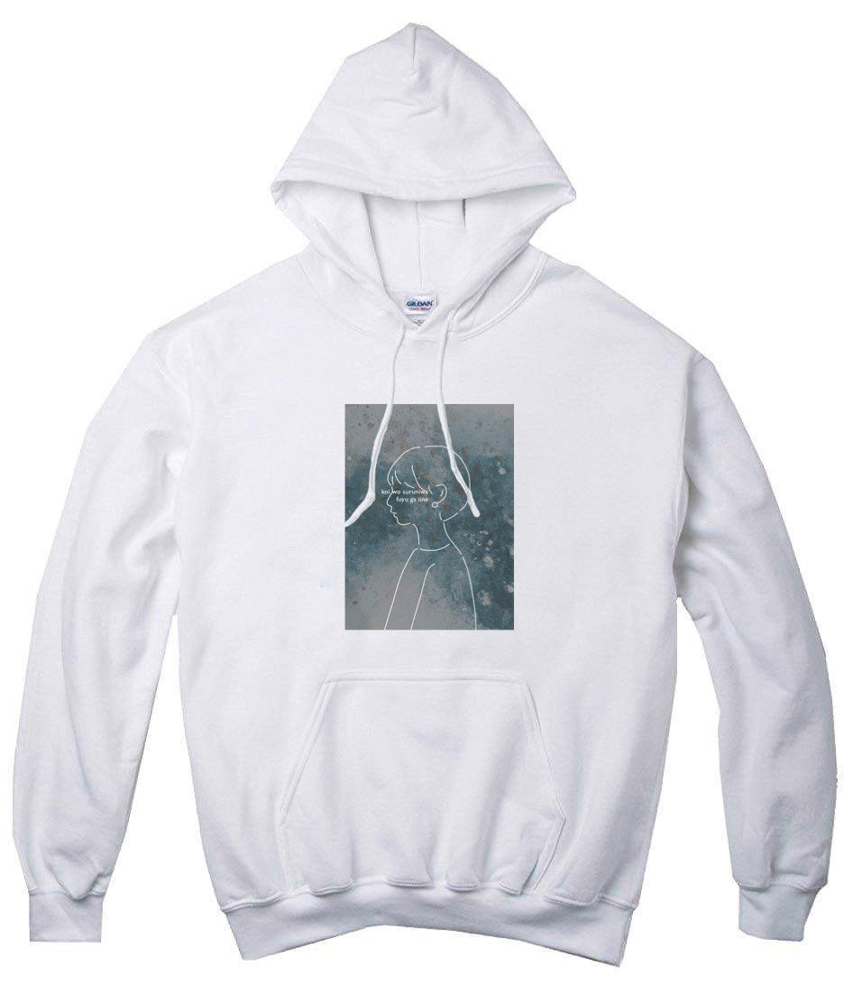 <img class='new_mark_img1' src='https://img.shop-pro.jp/img/new/icons1.gif' style='border:none;display:inline;margin:0px;padding:0px;width:auto;' />KOI  ‐ hoodie / white ‐