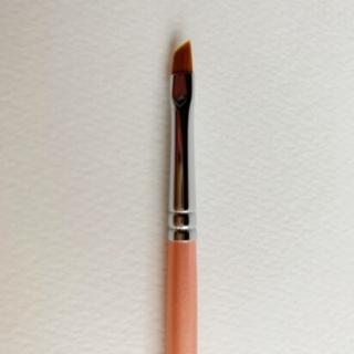 【応援セール30%OFF】眉アイライナーブラシ 広島熊野筆職人匠との最強コラボからうまれた美しい筆