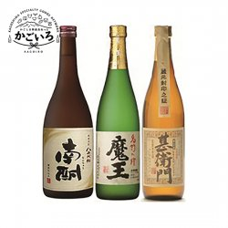 06魔王・南酎・甚衛門セット