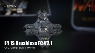 F4 1S Brushless Flight Controller V2.0