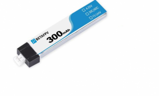 300mAh 1S 30C Battery Upgraded