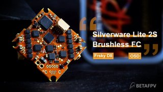 Lite 2S Brushless Flight Controller (Silverware Firmware)
