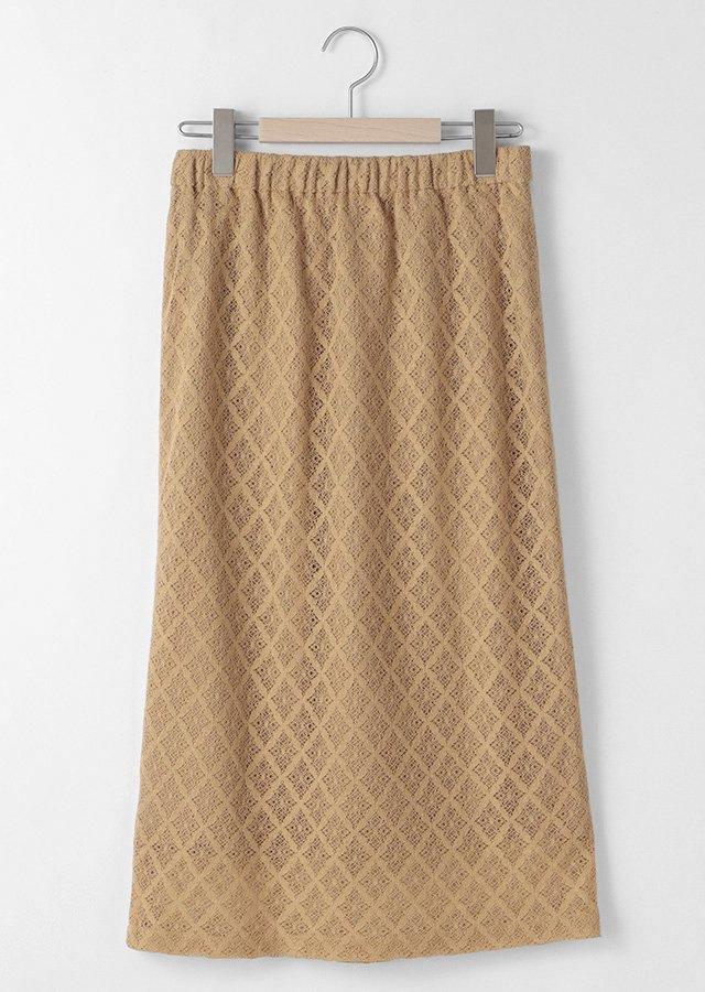 【SALE】レースタイトスカート