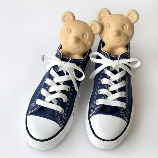 靴の湿気取り サンマリーオリジナル くまさん - SUN MALIE(サンマリー)