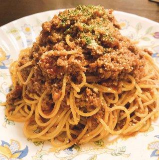 【シェフの味をご自宅で】ボロネーゼスパゲティセット 選べる自家製ガーリックトースト付き