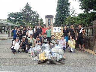 2019/07/23(日)16:00 彦根プロギングVol.1 + 環境起業交流会