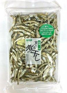食べる煮干(片口イワシ)80g