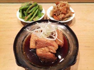 女将の惣菜セット【肉】(2食入り)