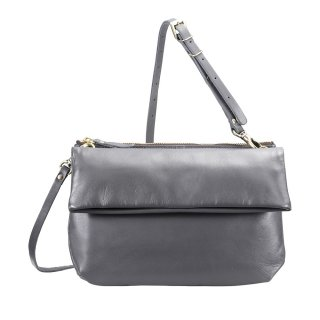 TUTUMU Leather Pair pochette【豊岡鞄】
