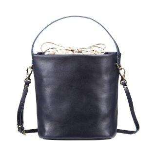 TUTUMU Leather Cube【豊岡鞄】