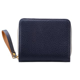 TUTUMU ITA Leather Z compact Wallet【豊岡財布】