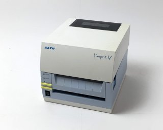 【Reuse】SATO レスプリ(Lesprit) T412v(USB/LAN)保証書付き・検品済