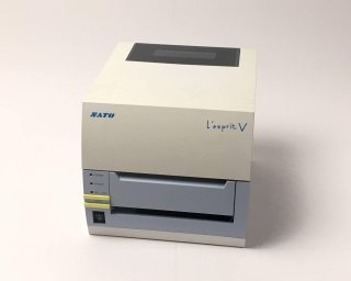 【Reuse】SATO レスプリ(Lesprit) R412v(USB/RS232C)保証書付き・検品済