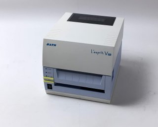【Reuse】SATO レスプリ(Lesprit) T412v-ex(USB/LAN/RS232C)保証書付き・検品済
