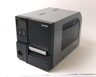 【Reuse】SATO キャントロニクス SR408 CT(USB) 5km程度 保証書付き・検品済