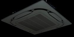 EcoZEAS Sラウンドフロー 標準パネルブラックに変更 BYCP160EAK