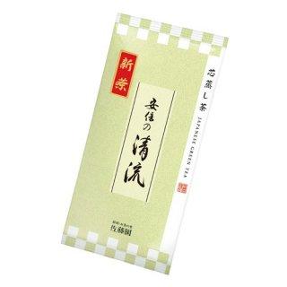 【新茶】安倍の清流 100g平袋