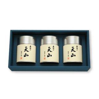 安倍の天山100g帯缶(化粧箱入3本)