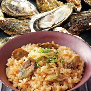 【季節限定】炊き込み御膳「牡蠣」