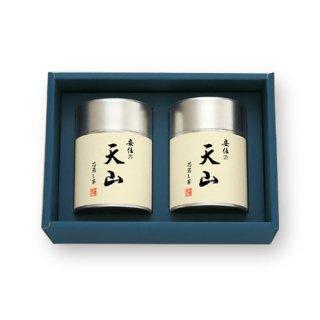 安倍の天山100g帯缶(化粧箱入2本)