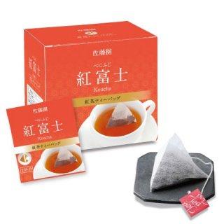 紅茶ティーバッグ「 紅富士」(24包)