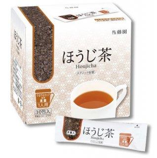 スティック茶葉「ほうじ茶」(30包)