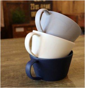 SAKUZAN Saraスープカップ スープマグ 作山窯
